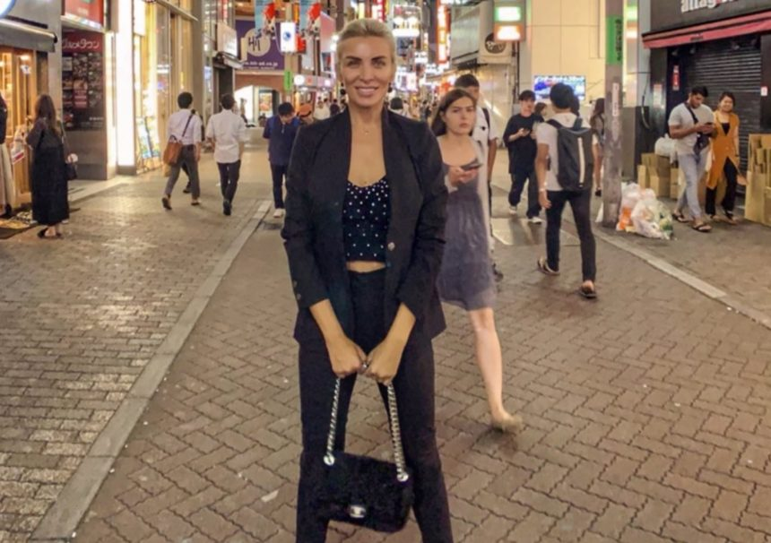 Κατερίνα Καινούργιου - Φίλιππος Τσαγκρίδης: Το εντυπωσιακό δείπνο στο Τόκιο και η επιστροφή στην Αθήνα
