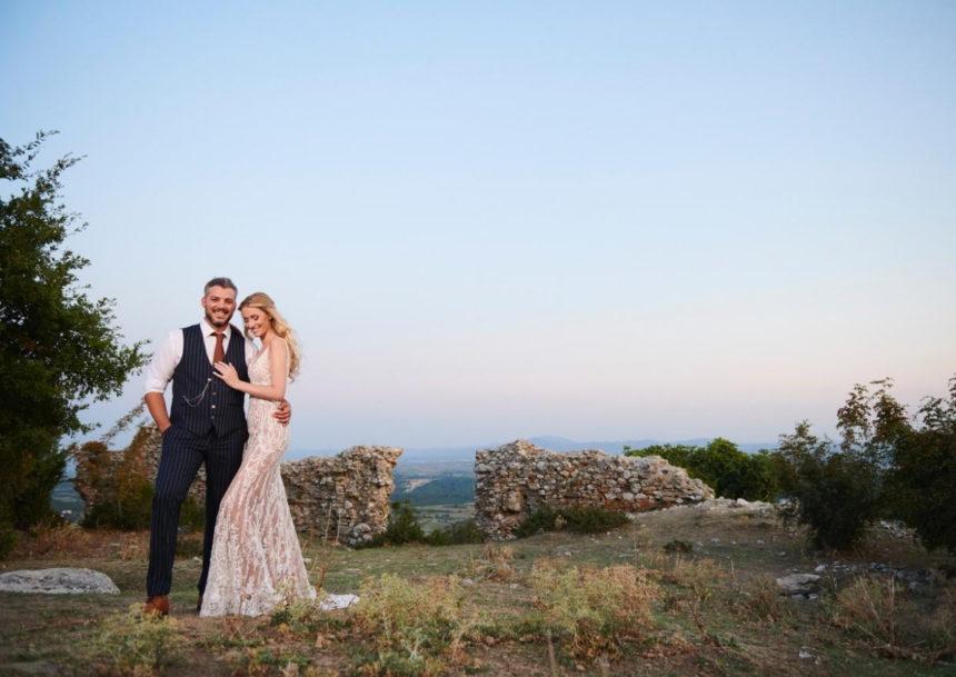 Χρήστος Καλιατσάς: Το φωτογραφικό άλμπουμ του παραμυθένιου γάμο του στην Κομοτηνή! | tlife.gr