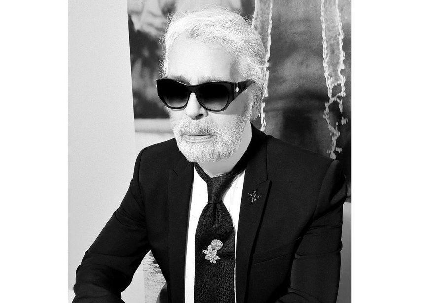 H πρώτη μεγάλη έκθεση για τον Karl Lagerfeld θα γίνει φέτος στο Τhe Met | tlife.gr