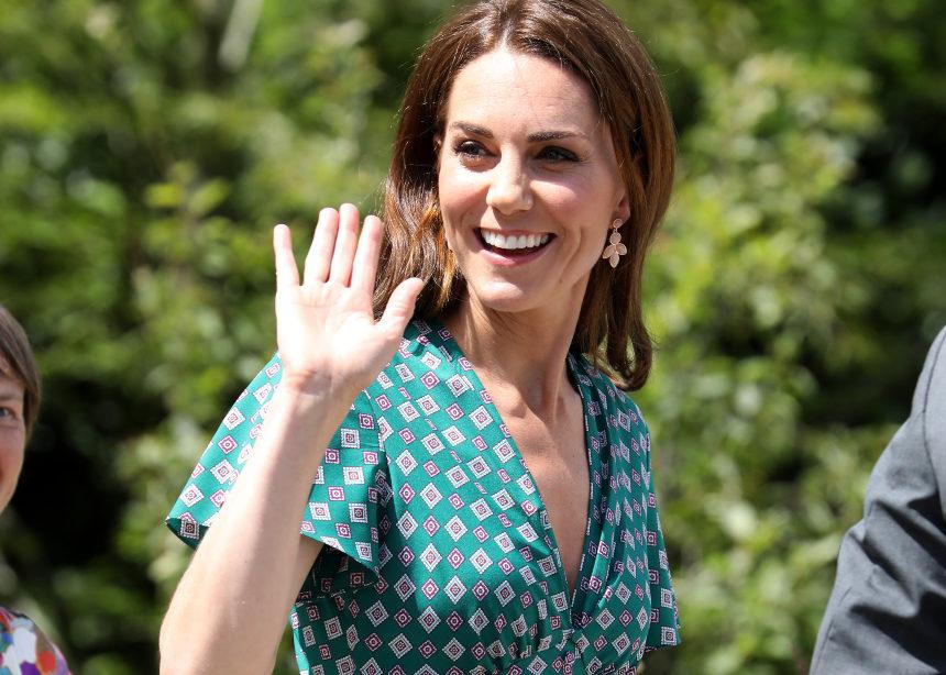 Δύο κανόνες για τα φορέματα που μάθαμε από την Κate Middleton αυτό το καλοκαίρι! | tlife.gr