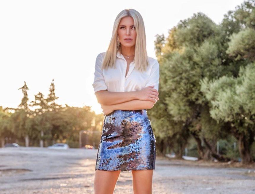 Κι όμως! Η Κατερίνα Καινούργιου είχε φορέσει ίδιο φόρεμα με την Kylie Jenner [pic] | tlife.gr