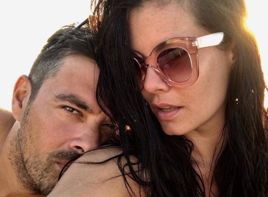 Μαρία Κορινθίου - Γιάννης Αϊβάζης: Ερωτευμένοι στην Αμοργό! [pics]