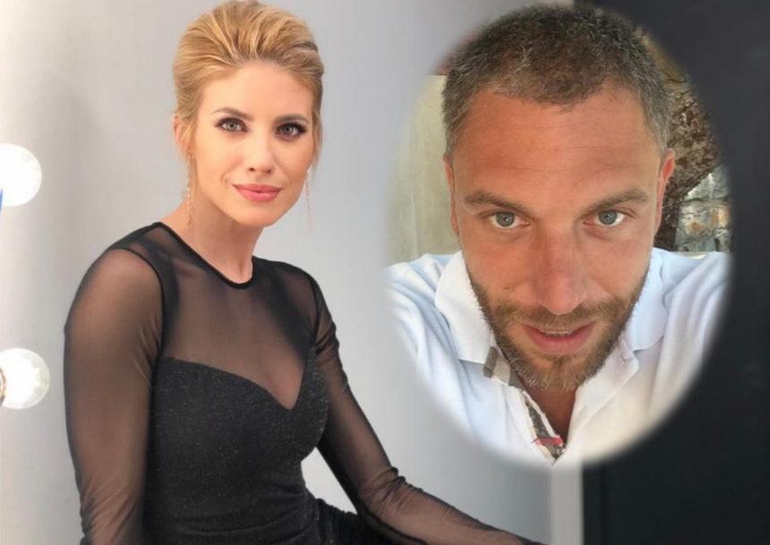 Ευαγγελία Αραβανή: Με ποια τραγουδίστρια ήταν ζευγάρι ο νυν σύντροφός της, Σπύρος Λάζαρης; | tlife.gr