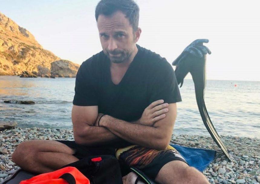 Γιώργος Λιανός: Δημοσίευσε την πρώτη φωτογραφία με την σύντροφό του, Κωνσταντίνα Καραλέξη!