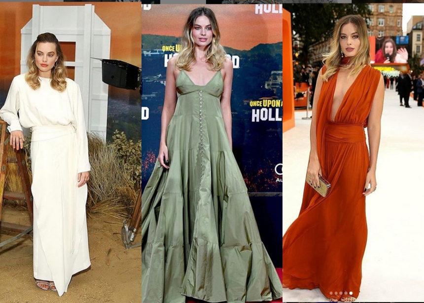 Η Margot Robbie φόρεσε τα πιο ωραία φορέματα αυτό το καλοκαίρι!Ποιο σου άρεσε πιο πολύ; | tlife.gr