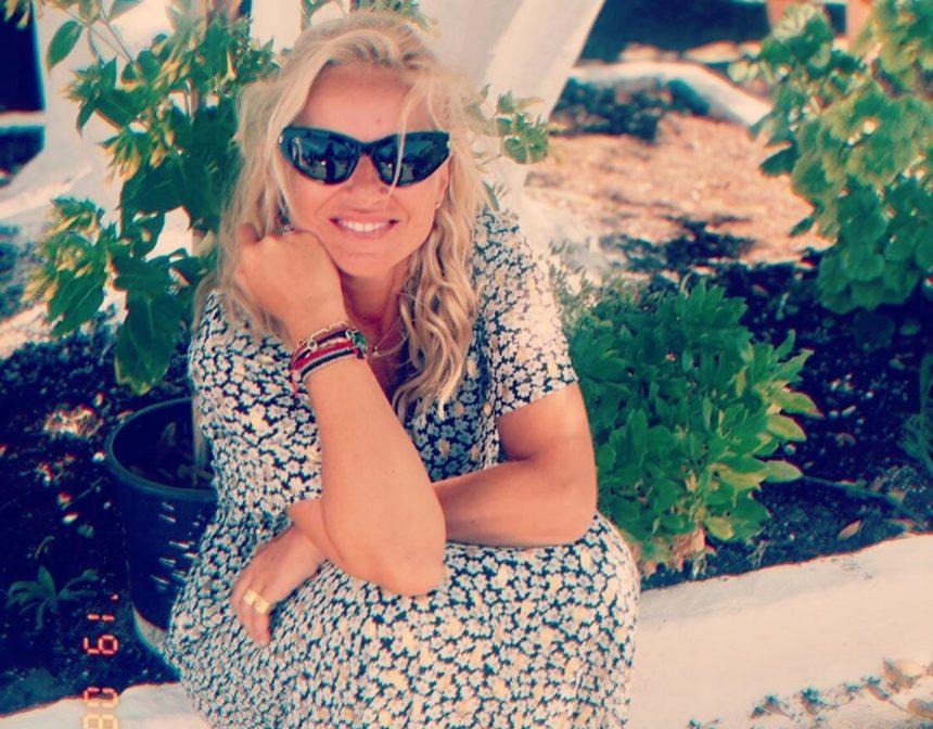 Μαρία Μπεκατώρου: Σε ποιο νησί βρέθηκε λίγο πριν την πρεμιέρα της στον ANT1; [pics,vid] | tlife.gr