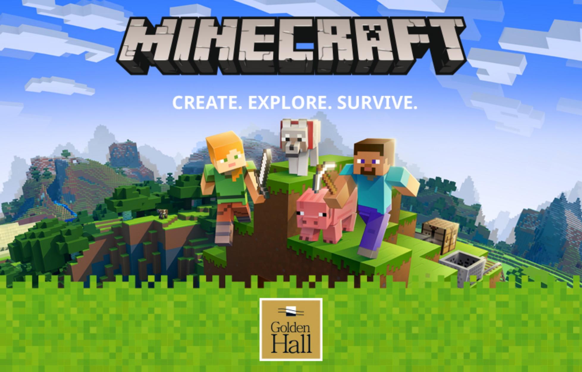 Enter the Minecraft Universe!