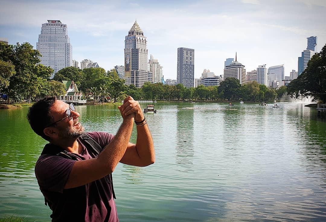 Μιχάλης Μαρίνος: Γοητευμένος από την Ταϊλάνδη! Τα τοπία, τα φαγητά και οι νέοι του φίλοι! Φωτογραφίες