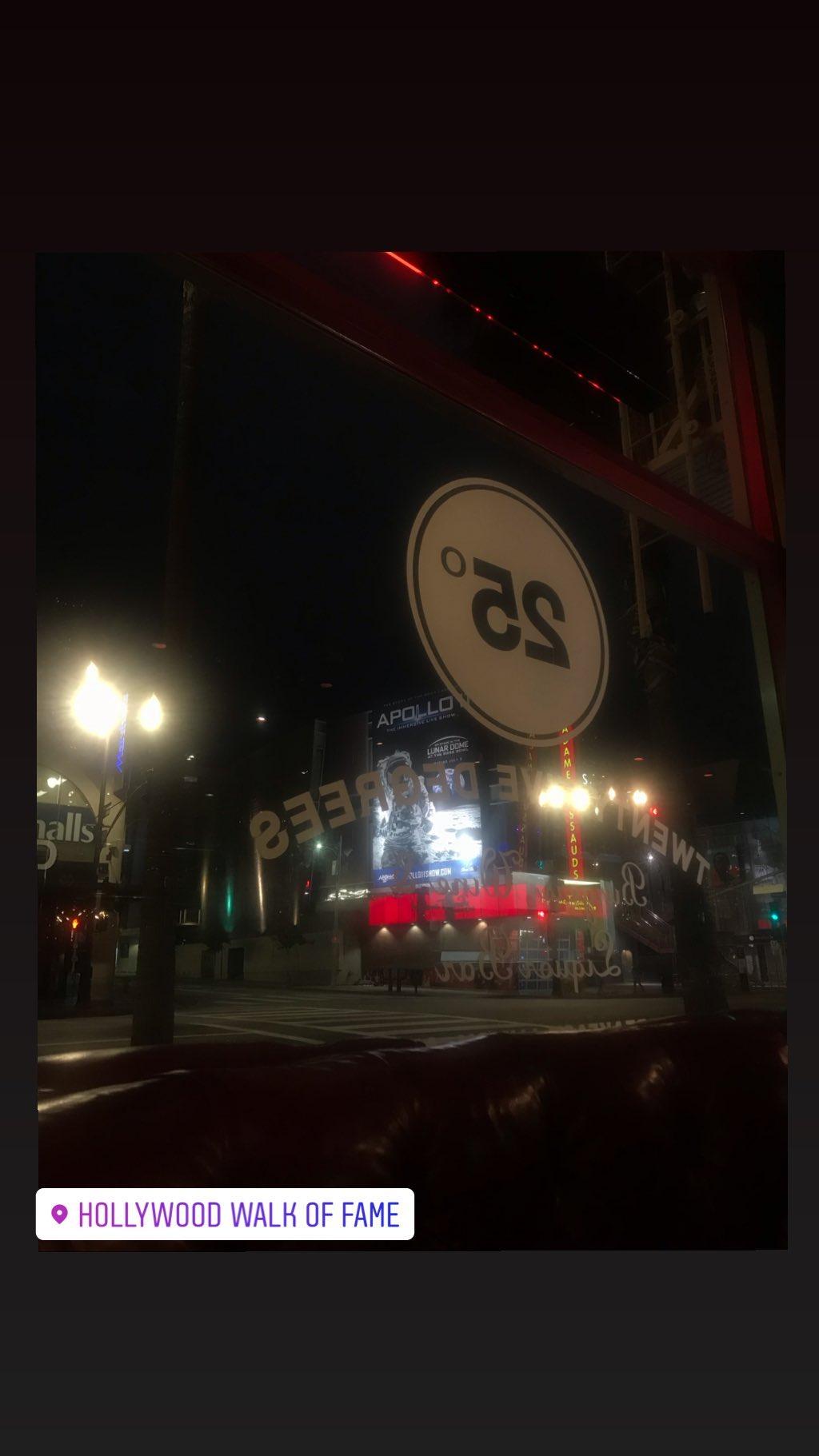 Γρηγόρης Αρναούτογλου - Νάνσυ Αντωνίου: Μαγικό ταξίδι στο Χόλιγουντ! [pics vid]