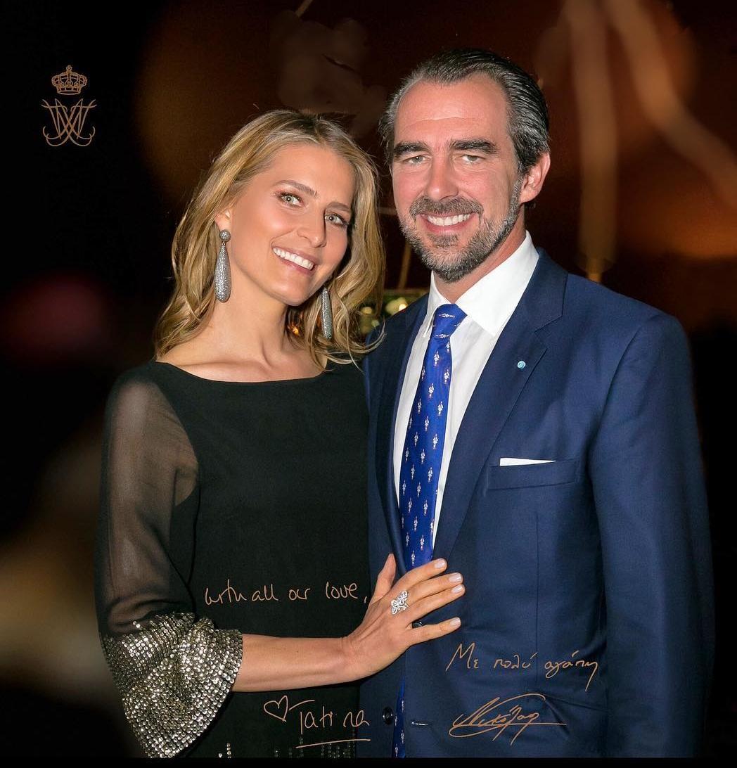 Τατιάνα Μπλάτνικ: Το μήνυμα αγάπης στο Νικόλαο  που δίνει τέλος στις φήμες για κρίση στο γάμο τους!
