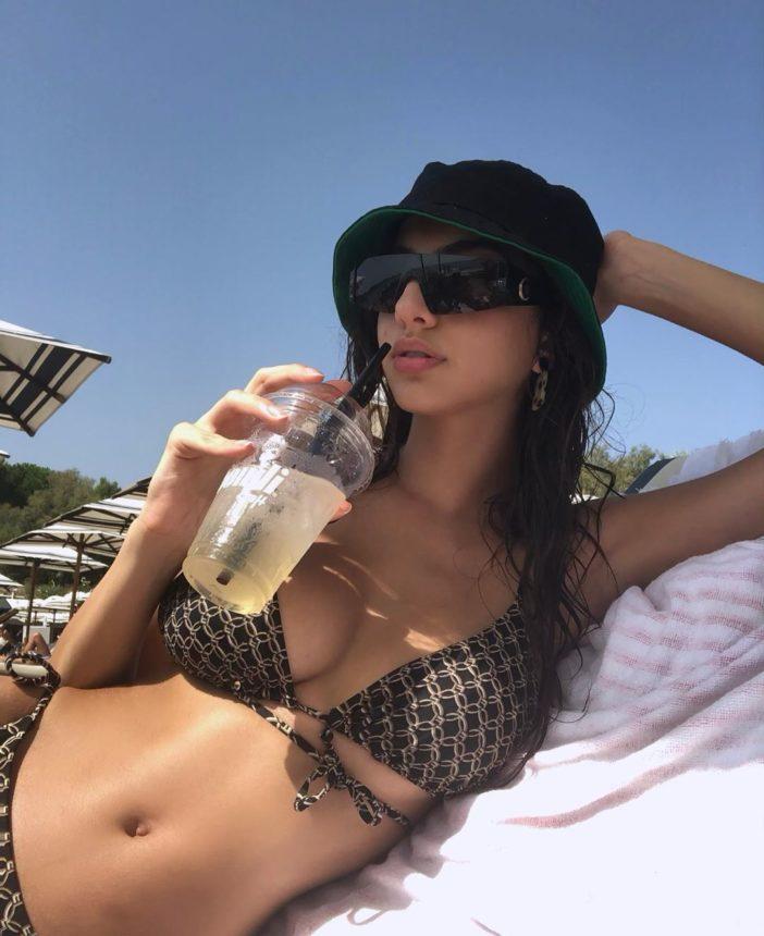 Ειρήνη Καζαριάν: Ποζάρει topless και αναστατώνει τους… followers της! [pic]