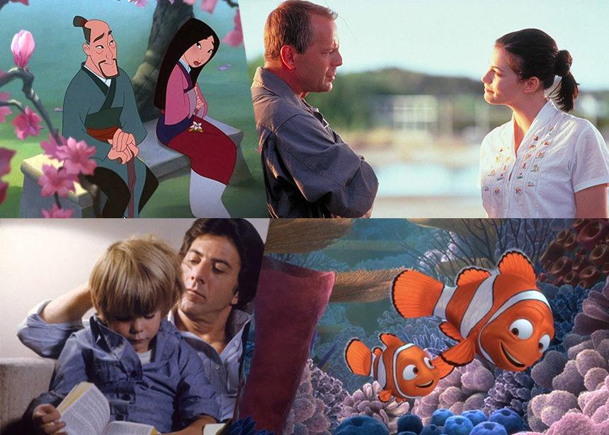 Αυτοί είναι οι πιο θρυλικοί μπαμπάδες της μεγάλης οθόνης | tlife.gr