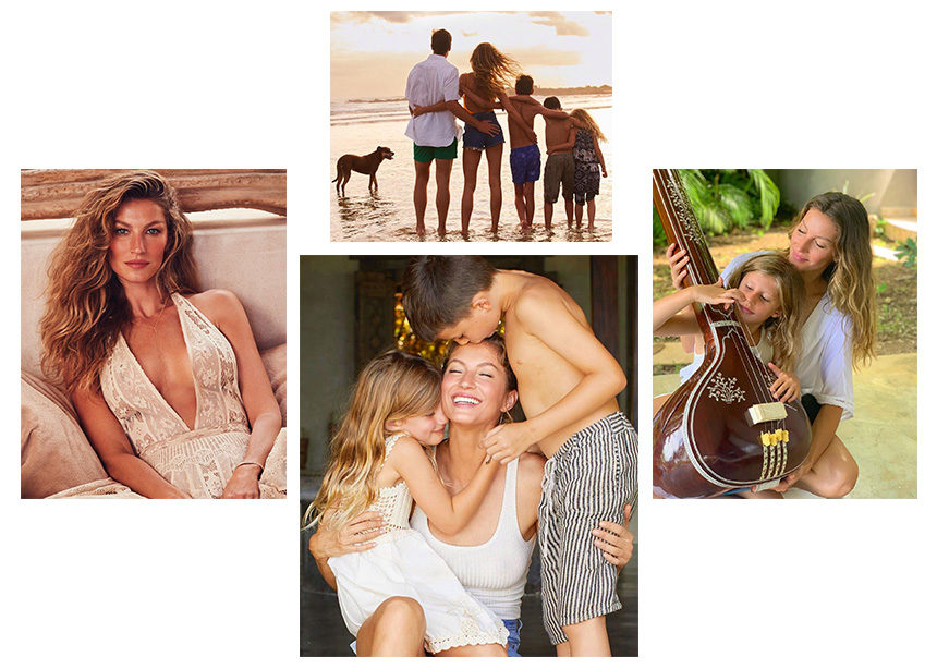Gisele Bundchen: Πως βιώνει την μητρότητα μέσα από 9 δηλώσεις της | tlife.gr
