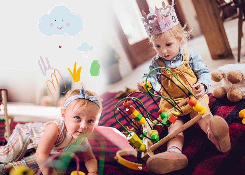5 δραστηριότητες για να κάνεις με το παιδί σου, τώρα που έγινε ενός | tlife.gr