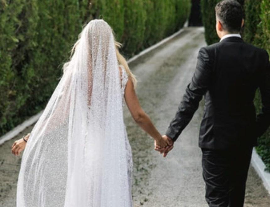 Έλενα Ράπτη: Παντρεύτηκε κρυφά τον αγαπημένο της! Φωτογραφίες | tlife.gr