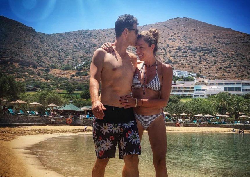 Σάκης Ρουβάς - Κάτια Ζυγούλη: Επέστρεψαν στο μέρος που γνωρίστηκαν και ερωτεύτηκαν!