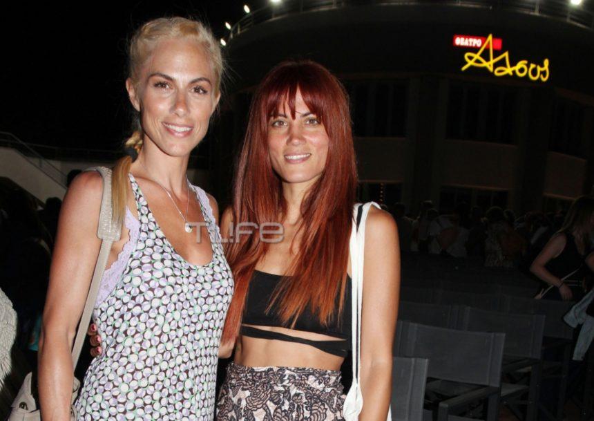 Ντορέττα Παπαδημητρίου – Μαίρη Συνατσάκη: Βραδινή έξοδος στο θέατρο για τις κολλητές φίλες! | tlife.gr