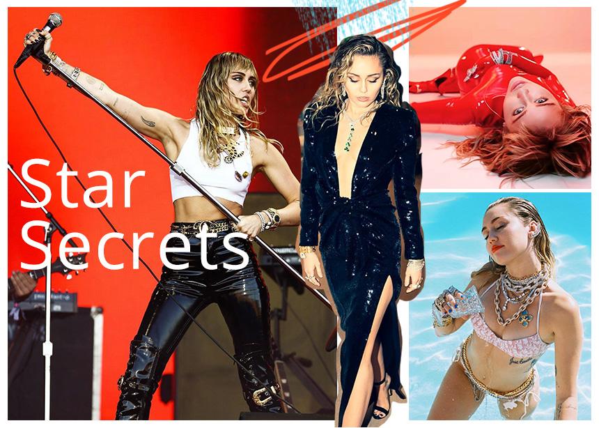 "Miley Cyrus: Έτσι ""έχτισε"" το κορμί που μας άφησε με το στόμα ανοιχτό"