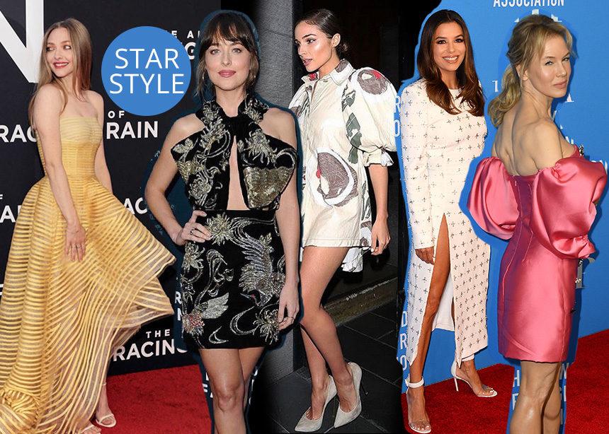Olivia Culpo, Dakota Johnson, Eva Longoria, ποια έκανε την πιο stylish εμφάνιση; | tlife.gr