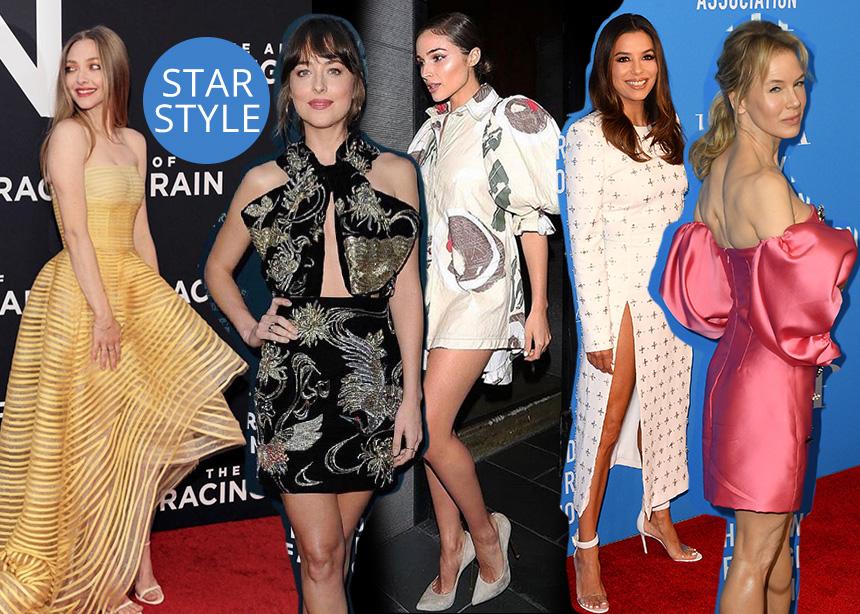Olivia Culpo, Dakota Johnson, Eva Longoria, ποια έκανε την πιο stylish εμφάνιση;