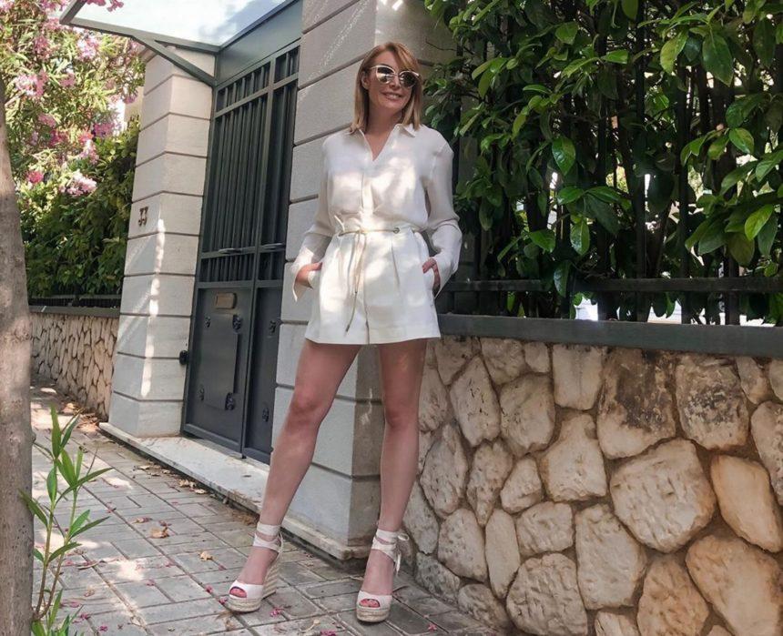 Τατιάνα Στεφανίδου: Η επιστροφή στην Αθήνα και η γλυκιά υποδοχή που δέχτηκε στο σπίτι της! [pics] | tlife.gr