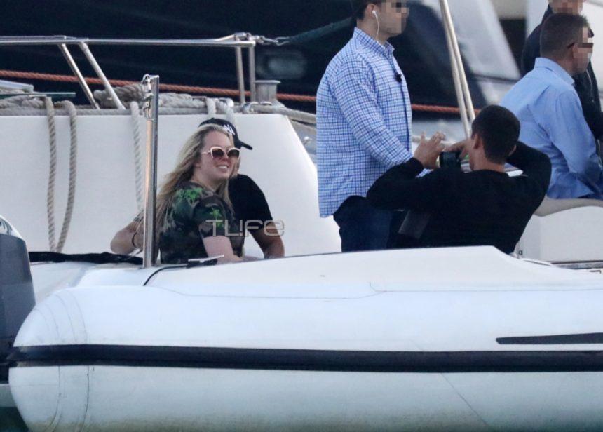 Tiffany Trump: Βόλτες με το φουσκωτό στη Μύκονο για την κόρη του πλανητάρχη και τον δισεκατομμυριούχο σύντροφό της! | tlife.gr