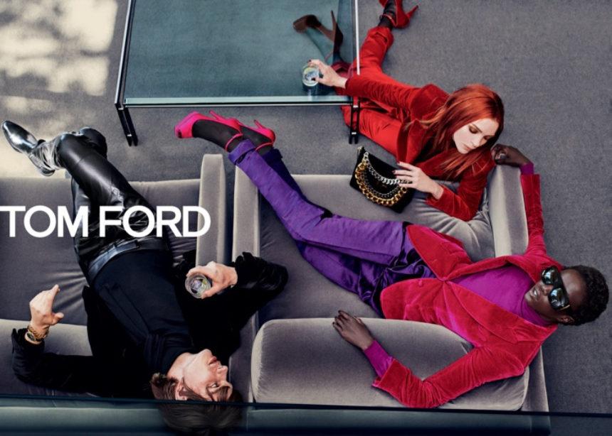 Η νέα campaign του Tom Ford | tlife.gr