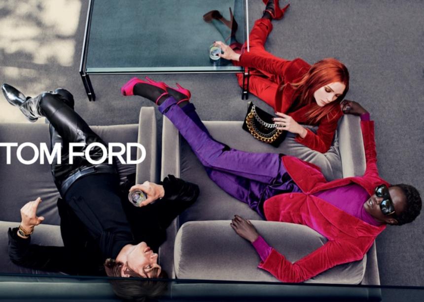 Η νέα campaign του Tom Ford