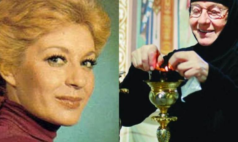 Γνωστή τραγουδίστρια έγινε μοναχή! | tlife.gr