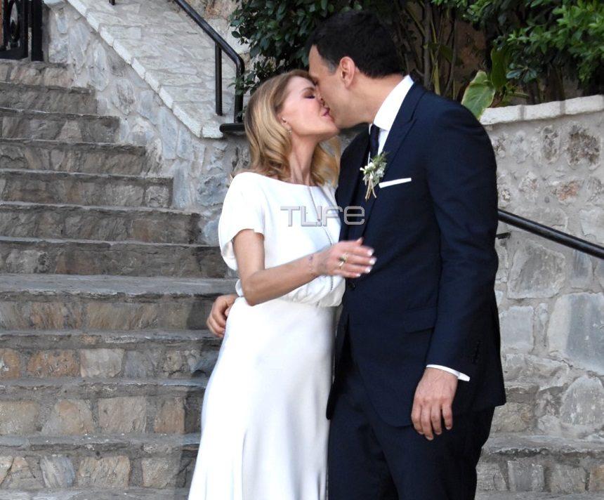 Τζένη Μπαλατσινού – Βασίλης Κικίλιας: Το ρομαντικό βράδυ που πέρασαν οι νιόπαντροι! [pic] | tlife.gr