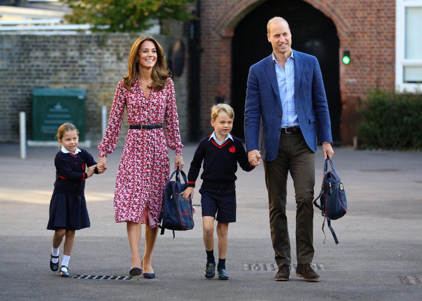 Πρώτη μέρα στο σχολείο: Mε τέλειο style όλη η βασιλική οικογένεια   tlife.gr