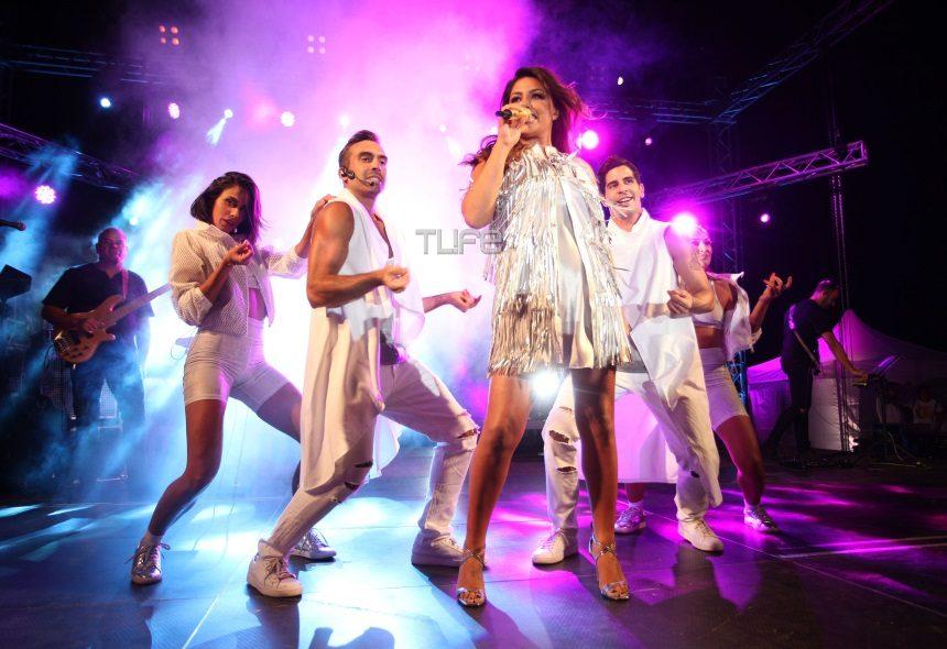 Έλενα Παπαρίζου: Η εμφάνιση - «φωτιά» σε συναυλία της στην Κηφισιά! Φωτογραφίες