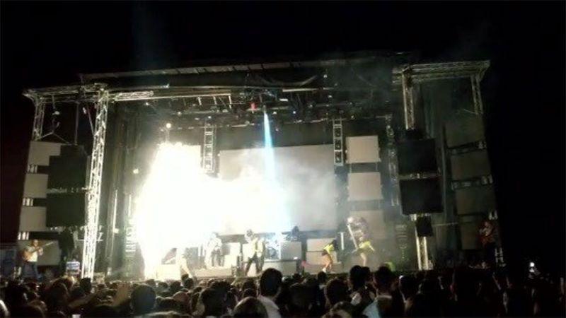 Νεκρή τραγουδίστρια σε συναυλία – Χτυπήθηκε από πυροτέχνημα | tlife.gr