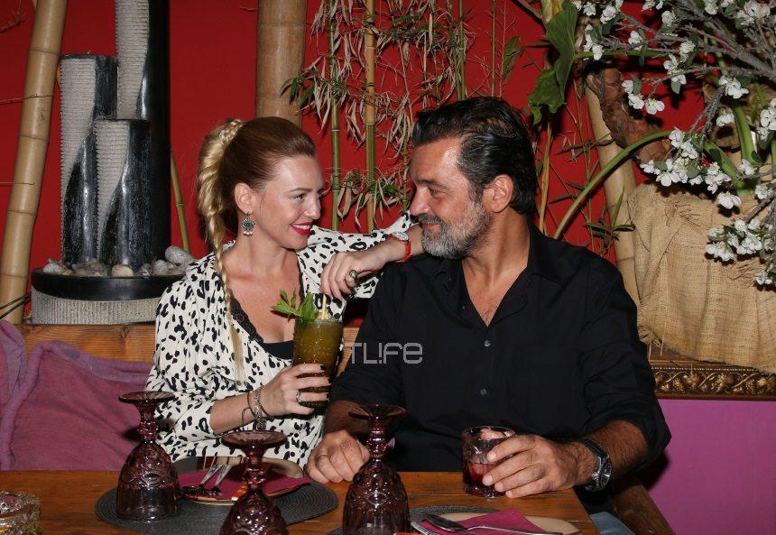 Κωνσταντίνος Καζάκος – Ιωάννα Μαρτζούκου: Ρομαντικό δείπνο με… εξωτικό αέρα! [pics] | tlife.gr