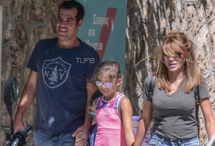 Θάνος Πλεύρης: Full time πατέρας! Οι βόλτες με την οικογένειά του στην Κηφισιά [pics] | tlife.gr