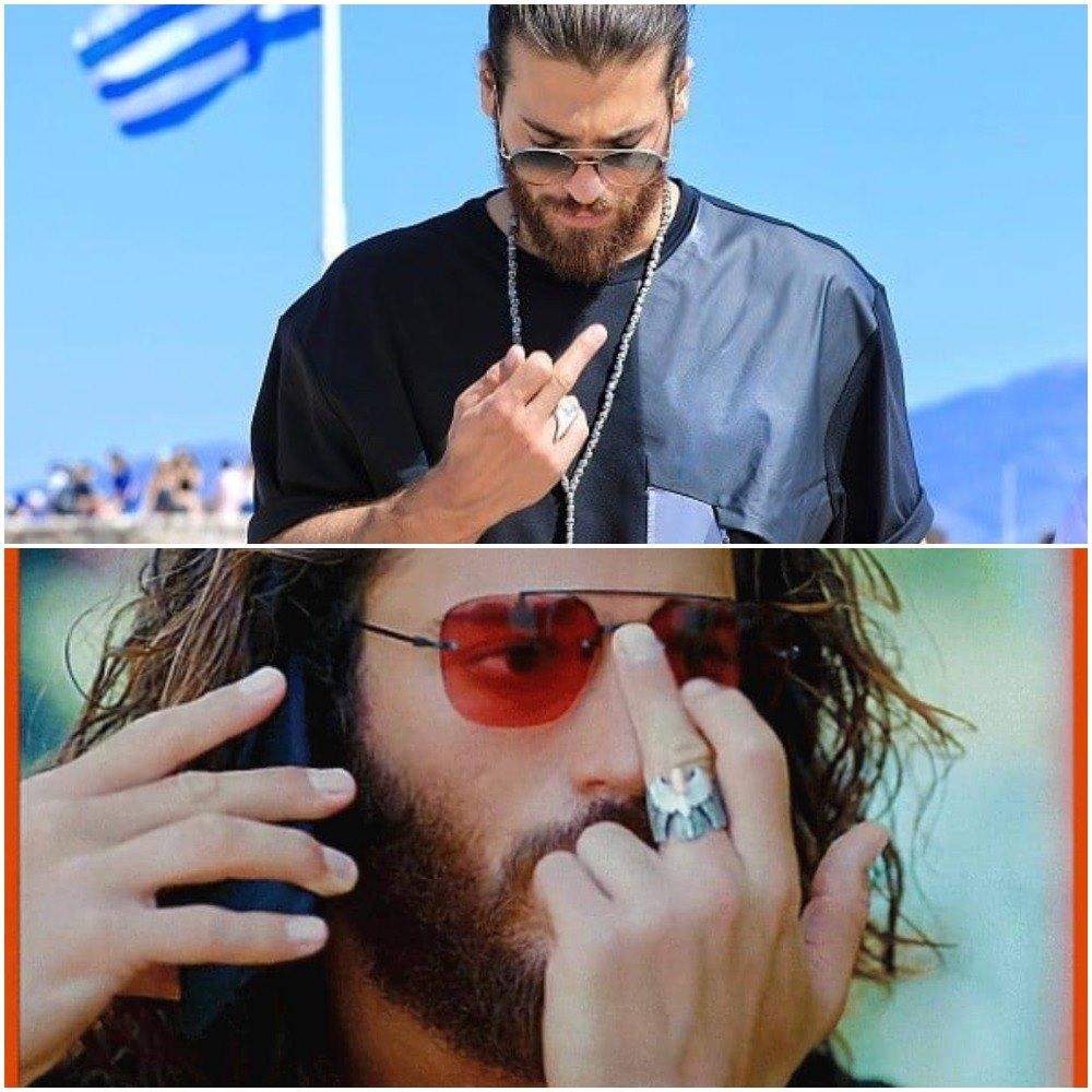 Tζαν Γιαμάν: Όλη η αλήθεια για την «άκομψη» φωτογραφία του στην Ακρόπολη! Φωτογραφίες | tlife.gr