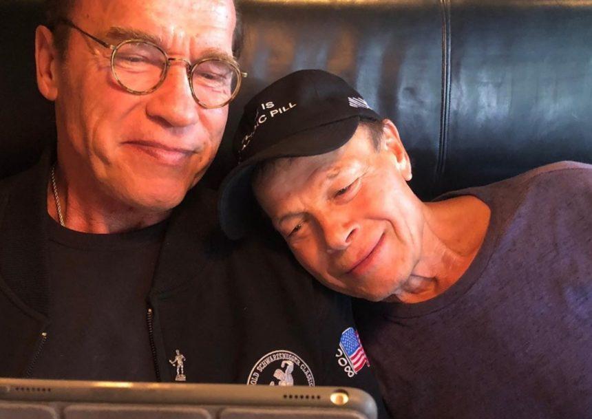 Arnold Schwarzenegger: Το συγκινητικό αφιέρωμα στον καλό του φίλο Φράνκο Κολόμπου που έφυγε από τη ζωή!   tlife.gr