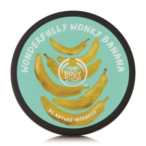 Banana nourishing body butter