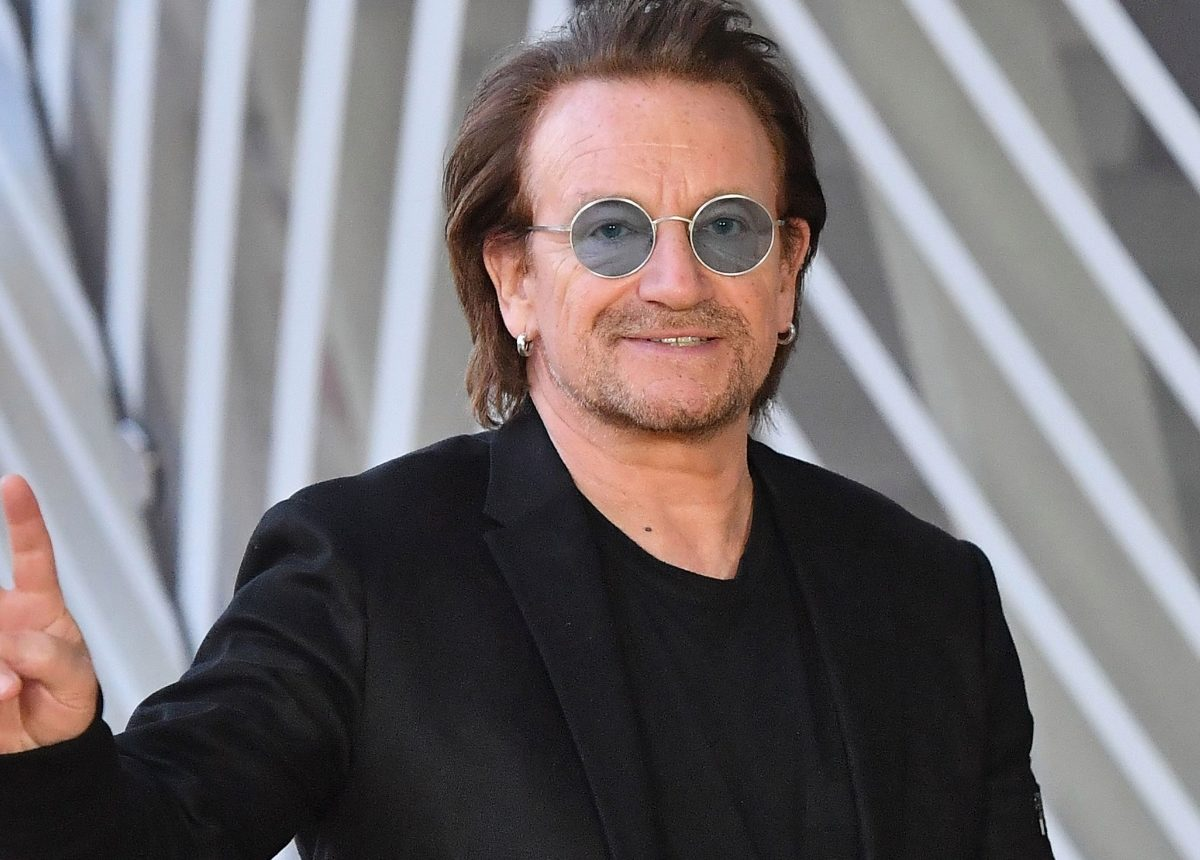 Bono: Συνεργάζεται με street art καλλιτέχνες για εκστρατεία κατά του AIDS | tlife.gr