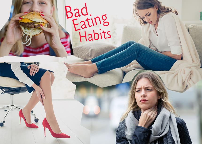 7 σημάδια ότι κάνεις κακή διατροφή: Εσύ θα τα αγνοήσεις; | tlife.gr