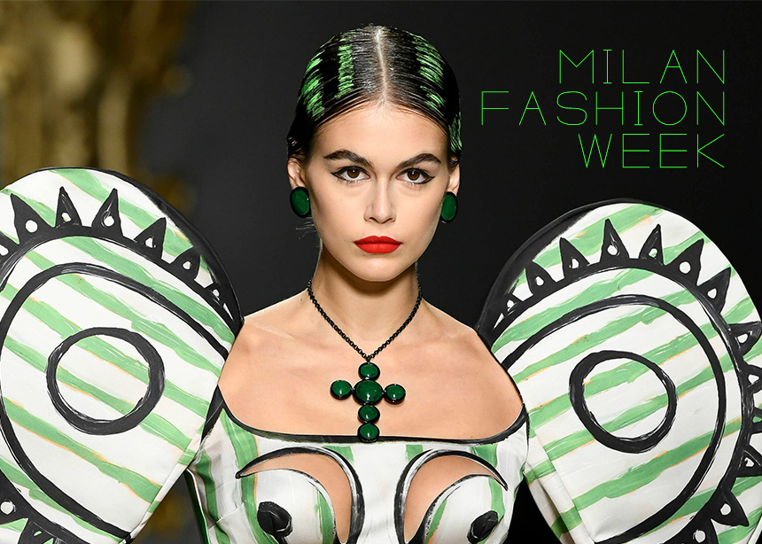 Τα πιο cool μακιγιάζ και μαλλιά από το Milan fashion week! Ψήφισε! | tlife.gr