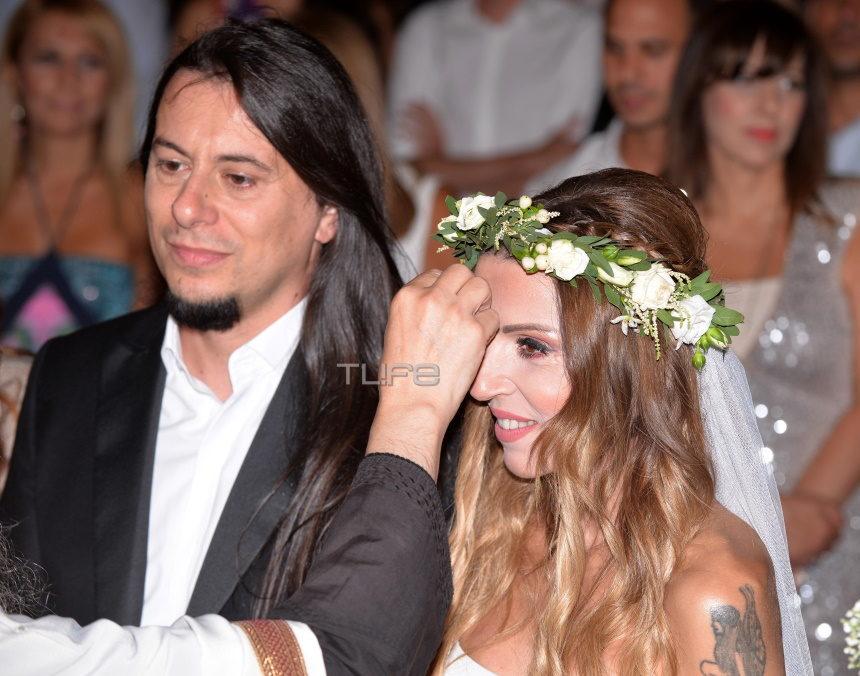 Ευρυδίκη: Το πρώτο της μήνυμα μετά τον γάμο της με τον Μπομπ Κατσιώνη! [pics] | tlife.gr