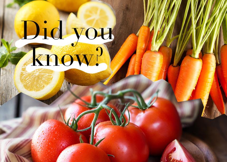 Ήξερες ότι αυτές οι 10 τροφές που καταναλώνεις καθημερινά είναι superfoods;   tlife.gr