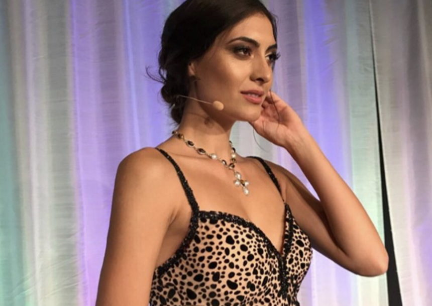 Εύη Ιωαννίδου: Έλαμψε ως παρουσιάστρια σε διαγωνισμό ομορφιάς! [pics] | tlife.gr