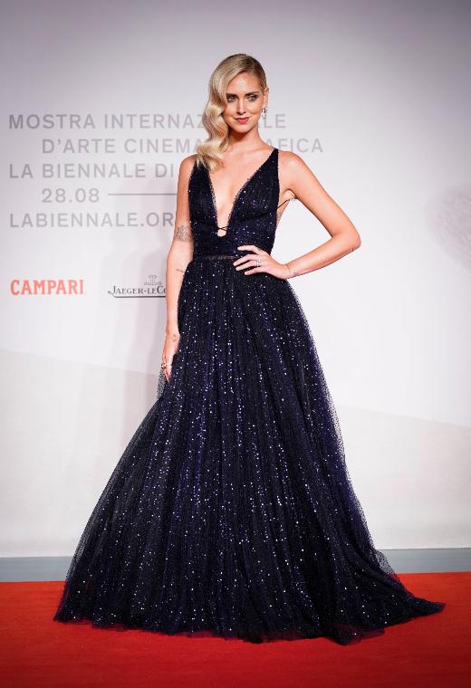 H Chiara Ferragni με Dior