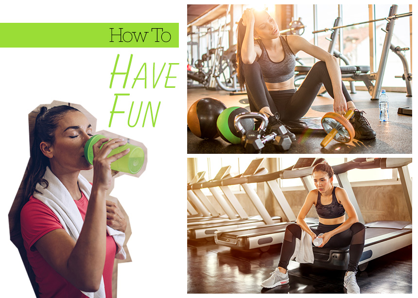 Βαριέσαι αφόρητα στο γυμναστήριο; Έτσι, θα κάνεις την προπόνηση σου πιο διασκεδαστική! | tlife.gr