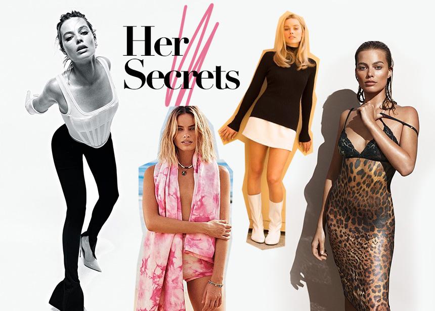 Once Upon A Shape: Αυτά είναι τα fitness μυστικά της (καλλονής) Margot Robbie