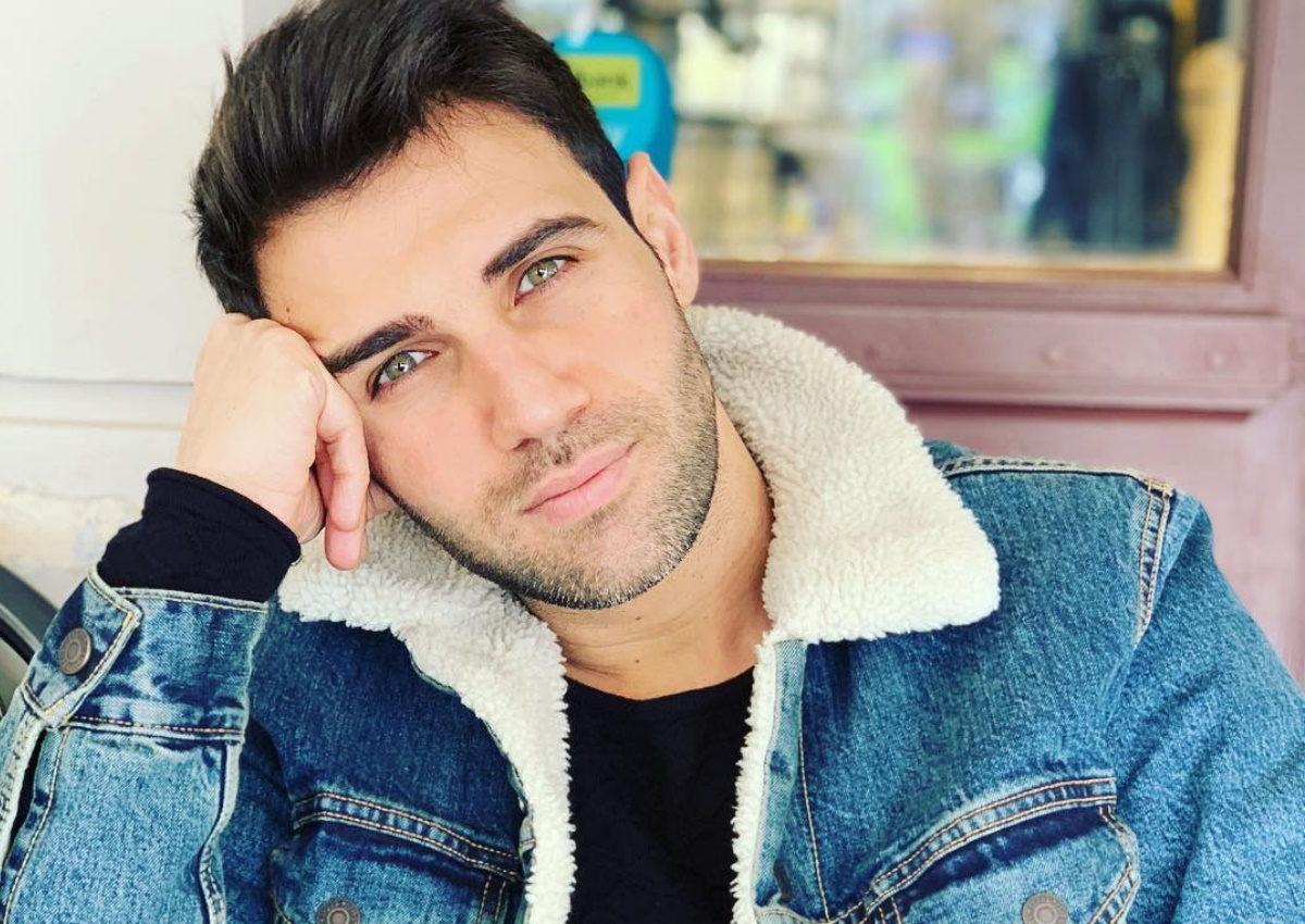 Πέτρος Ιακωβίδης: Ζευγάρι με μελαχρινή καλλονή ο γοητευτικός τραγουδιστής!