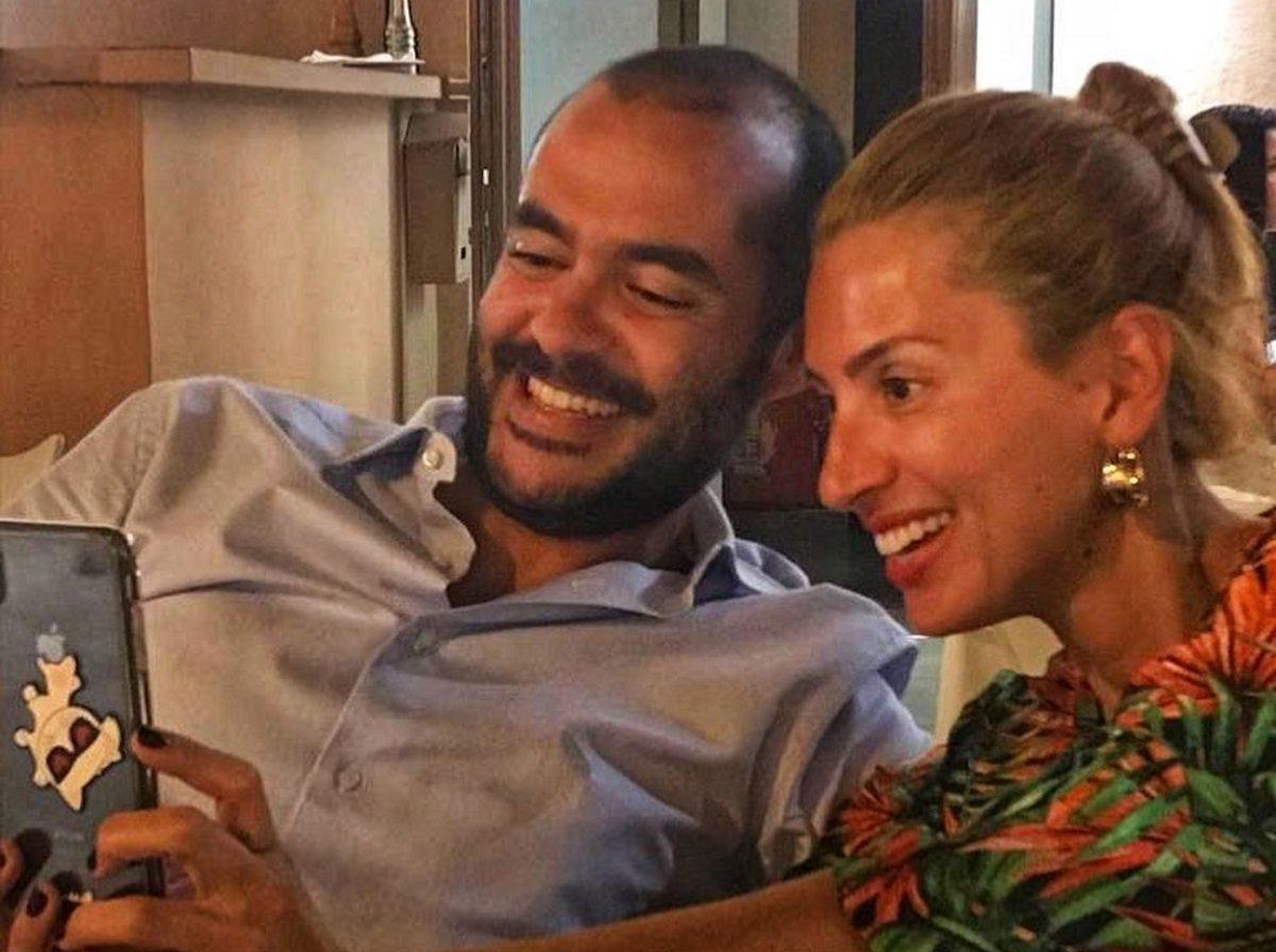 Μαρία Ηλιάκη: Το δείπνο που απόλαυσε με τον σύντροφό της στη Ζυρίχη [pics] | tlife.gr