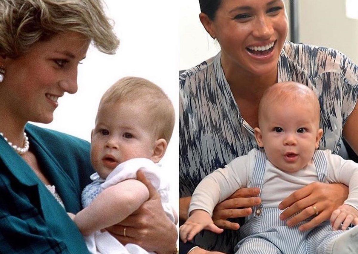 Σαν δυο σταγόνες νερό! Η απίστευτη ομοιότητα του Archie με τον πρίγκιπα Harry! | tlife.gr
